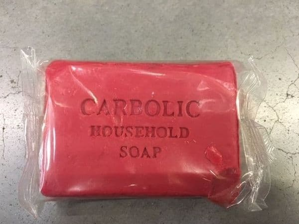 Carbolic Soap 125g - Red